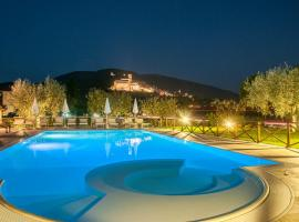 Agriturismo La Panoramica, Assisi