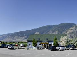 Crowsnest Vineyards Guest House, Keremeos