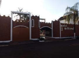 Motel Medieval (Adult Only), Ribeirão Preto (Jardinópolis yakınında)