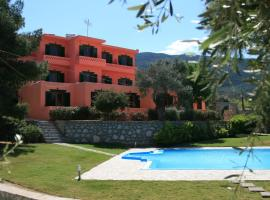 Aliki Beach Hotel, Галатас