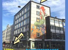 Business Hostel Wiesbaden ONE