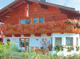 Ferienwohnungen Haus Elisabeth, Kössen