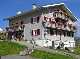 Gasthaus Alpina, Tschappina