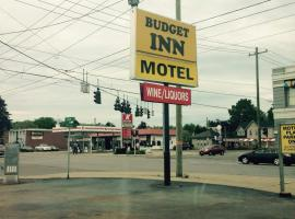 Budget Inn Jamestown - Falconer