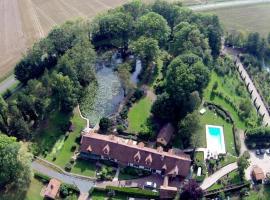 Domaine de Ferchaud, Unverre (рядом с городом La Pectière)