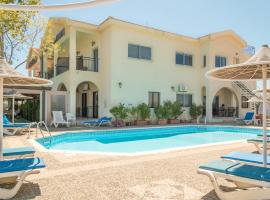 Hill View Hotel Apartments, Pissouri