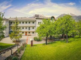 Hotel & Bildungshaus St. Jodern, Visp (Ausserberg yakınında)
