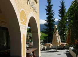 Hotel Alpenfrieden, Rio Bianco (Malghe di Mezzomonte yakınında)