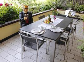Archie's guesthouse, Basel (Grenzacher Horn yakınında)