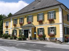 Gasthof zur Post, Soding (Krottendorf bei Ligist yakınında)