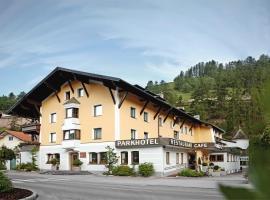 Parkhotel Matrei, Matrei am Brenner (Mühlbachl yakınında)