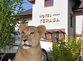 Hotel Terasa, Frýdek-Místek (Brušperk yakınında)