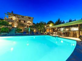 Villa Poseidon, Skinária
