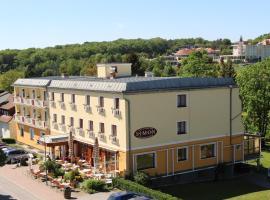 Simon - Hotel & Café, Bad Tatzmannsdorf