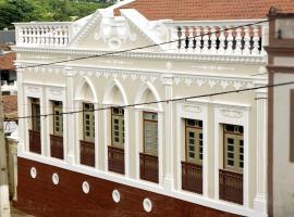 Serra Golfe Hotel, Bananeiras (Duas Estradas yakınında)