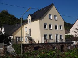 Ferienwohnung Mosel im Weingut, Briedel