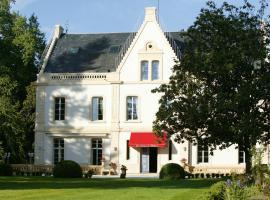 Le Manoir de Bellerive, Le Buisson de Cadouin (рядом с городом Paleyrac)