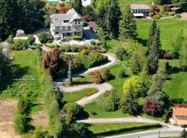 B&B Villa Tavallini, Pollone (Sordevolo yakınında)