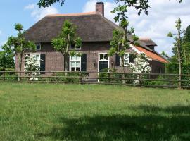 B&B Farmhouse De Loksheuvel, Overasselt (Near Grave)