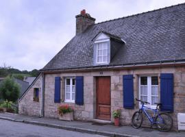 Romantic Petit Guemene, Guéméné-sur-Scorff (рядом с городом Locmalo)