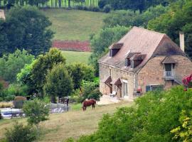 Le Domaine du Cerneau, Nailhac (рядом с городом Badefols-d'Ans)