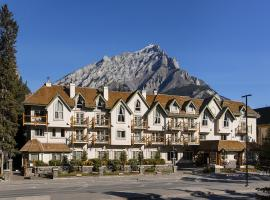 The Rundlestone Lodge, Banff