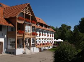 Landgasthof Rößle, Berau (Ühlingen-Birkendorf yakınında)