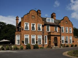 Kelham House Country Manor Hotel Newark Upon T