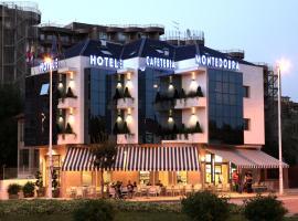 Hotel Montedobra, Торрелавега (рядом с городом Viérnoles)
