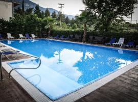 Hotel Ena, Loutra Ipatis (рядом с городом Makrakómi)