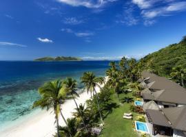 Matamanoa Island Resort, Matamanoa Island (рядом с городом Mana Island)