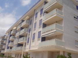 Apartamentos Playa de Moncofa, Moncófar (La Llosa yakınında)
