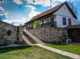 Kemencés Vendégház, Vanyarc (рядом с городом Acsaújlak)