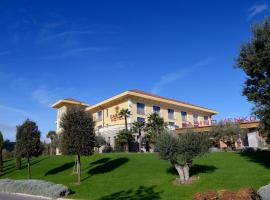 Hotel Venko, Dobrovo (Lonzano yakınında)