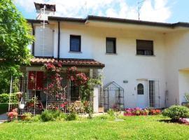 Casa Gamberini, Cassacco (Tricesimo yakınında)