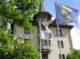 Hotel Schweizerhof Sta Maria, Sta Maria Val Müstair (Müstair yakınında)