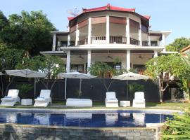 Villa Lilly, Umeanyar