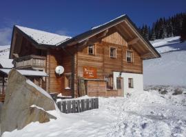 Almrauschhütte Markus