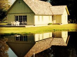 Nurga Holiday Homes, Käina (Valipe yakınında)