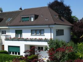 Bed & Breakfast Chez Olivia et Pascal, Basel (Grenzacher Horn yakınında)