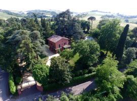 Villa Resta & Dependance, Castel San Pietro Terme (Dozza yakınında)