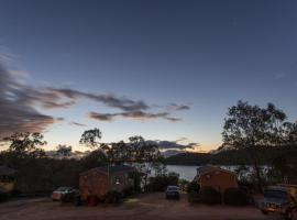 Lake Monduran Holiday Park, Gin Gin (Mount Perry yakınında)