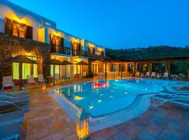 Paradision Hotel, Тоурлос