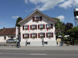 Hotel Ristorante Schlössli, Luzern (Adligenswil yakınında)