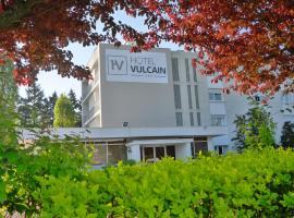 Hôtel Vulcain, L'Horme (рядом с городом Saint-Chamond)