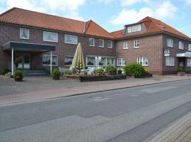 Hotel Zur Post, Neubruchhausen (Sudwalde yakınında)