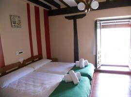 Hostal Nuevo Rio Duero, Molinos de Duero (рядом с городом Vinuesa)