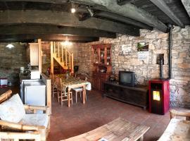Casa Rural Pandelo, Vega de Valcarce (Moldes yakınında)