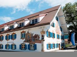 Alpenhotel Krone, Pfronten