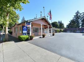 Americas Best Value Inn - Sky Ranch, Palo Alto